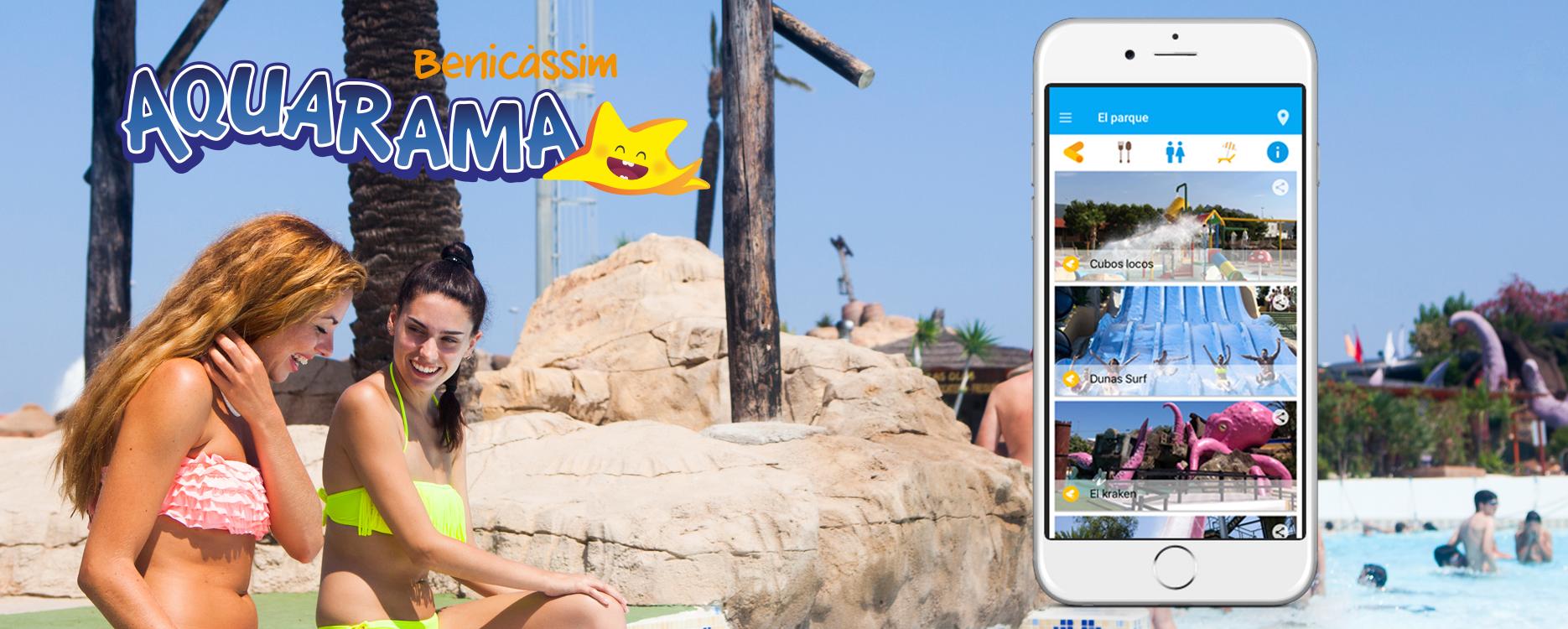 app aquarama