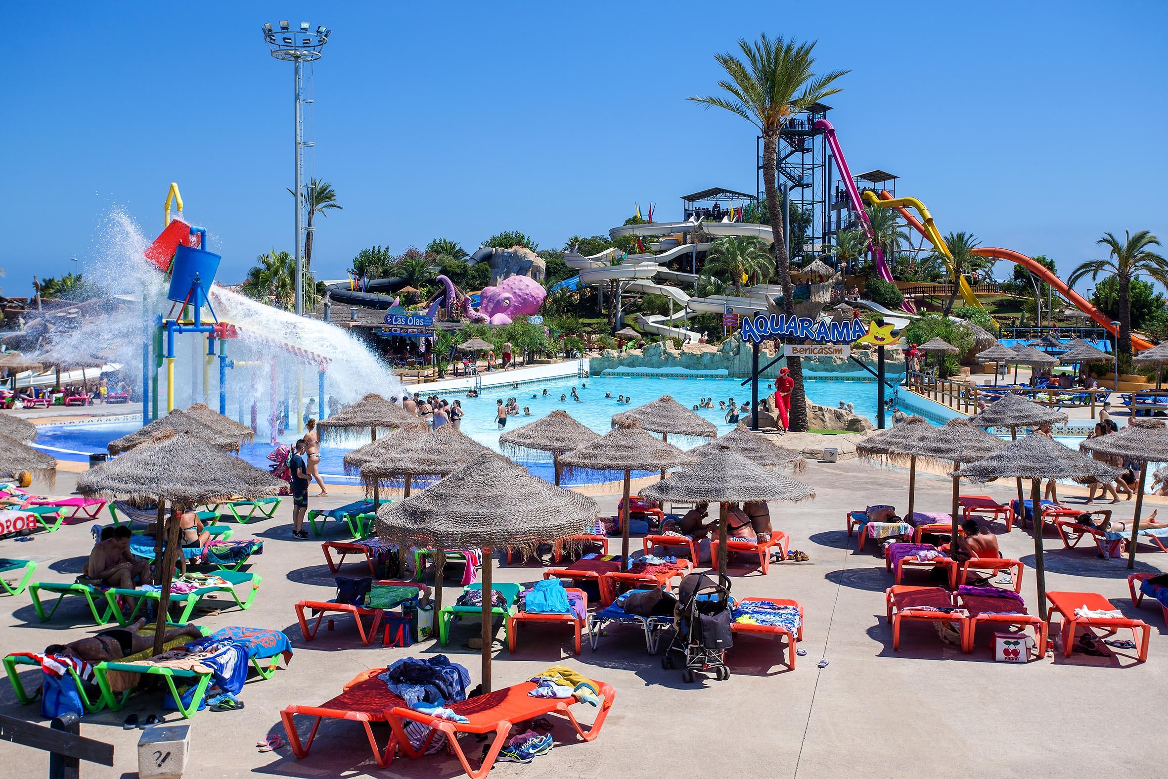 6 ventajas de pasar un día de vacaciones en Aquarama