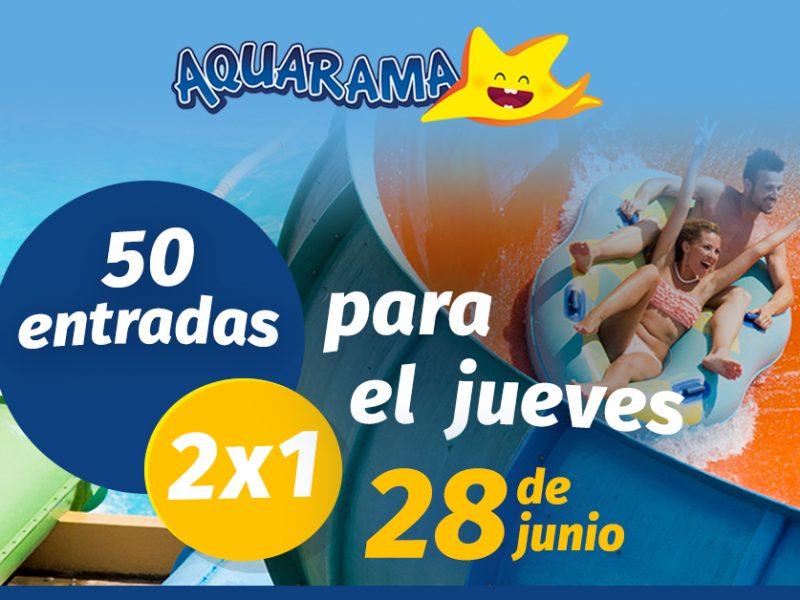 ¡Nueva promoción Aquaflash!