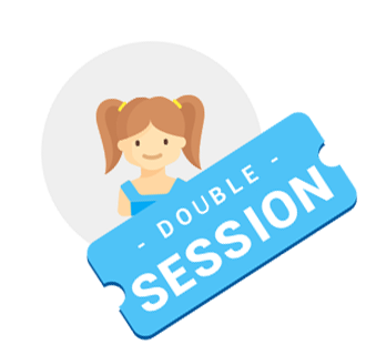 Double Session Pack 1,11m. to 1,30m.